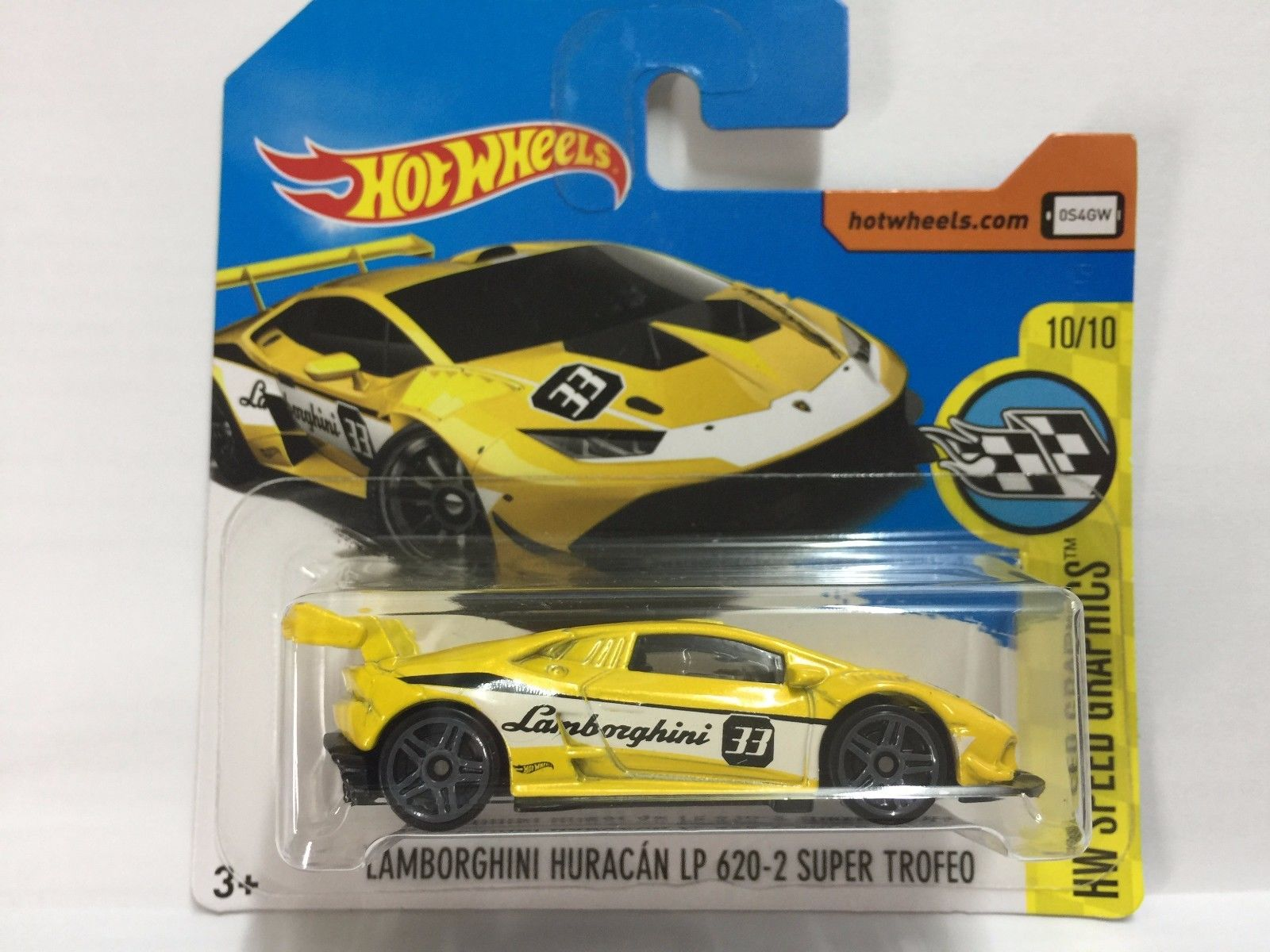 Amazing Hot Wheels Lamborghini Huracan Lp 620 2 Super Trofeo 2017 2018