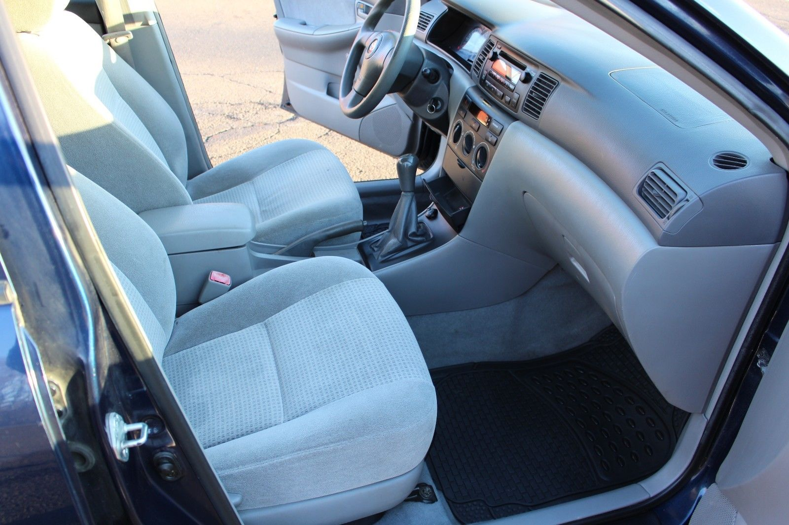 2001 toyota corolla ce manual sedan