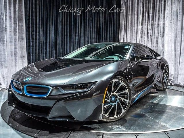 Great 2016 Bmw I8 Coupe 2016 Bmw I8 Coupe Sophisto Gray Metallic W