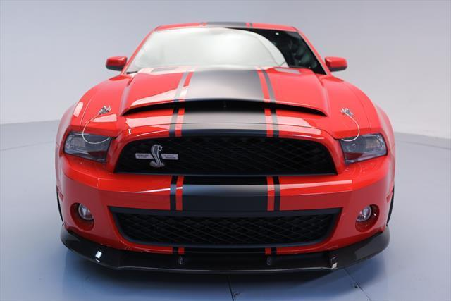 Texas Car Inspection >> Great 2012 Ford Mustang Shelby GT500 Coupe 2-Door 2012 ...
