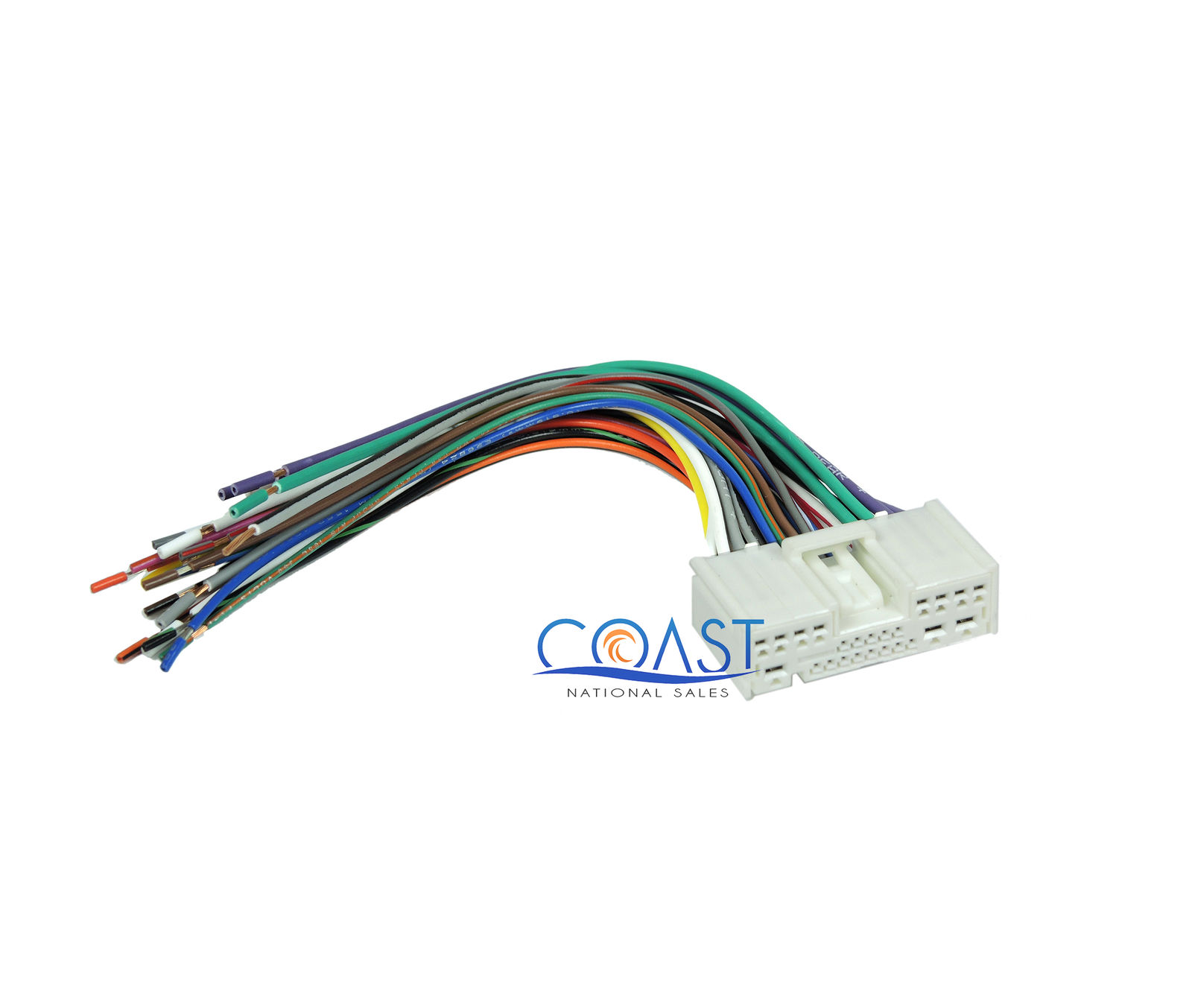 single 2 din car radio stereo dash kit wire harness combo for 2004-2009  mazda 3