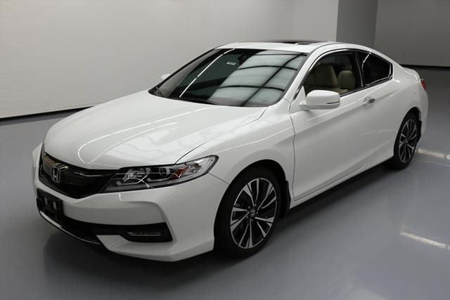 awesome 2016 honda accord 2016 honda accord ex l coupe auto htd seats sunroof 9k 000415 texas. Black Bedroom Furniture Sets. Home Design Ideas