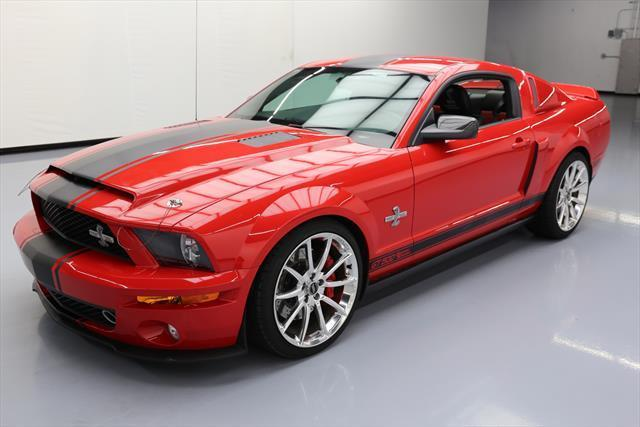 Shelby Gt500 Super Snake >> Amazing 2008 Ford Mustang Shelby GT500 Coupe 2-Door 2008 ...