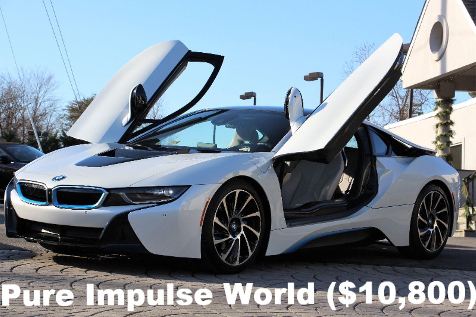 Awesome 2014 Bmw I8 Pure Impulse World 2014 Pure Impulse World