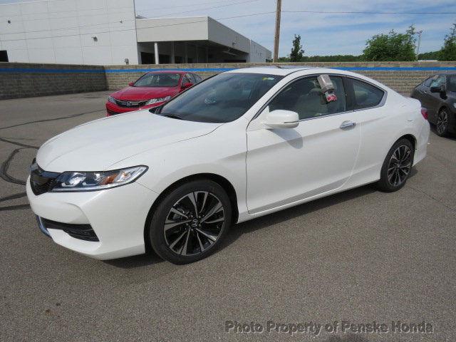 2017 Honda Accord White >> Amazing 2017 Honda Accord Ex L V6 Automatic Ex L V6 Automatic New 2 Dr Coupe Automatic Gasoline 3 5l V6 Cyl White Orchid Pea 2017 2018