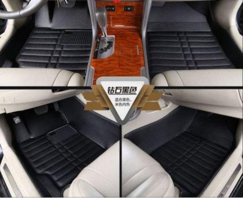 Amazing Fit For Ford Fiesta 2009 2016 Floor Mats Floorliner Carpets