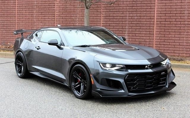 Awesome 2018 Chevrolet Camaro Zl1 2018 Chevrolet Camaro