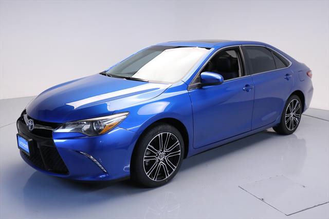 Amazing 2016 Toyota Camry Special Edition Sunroof Rear Cam 25k 504609 Texas Direct Auto 2017 2018