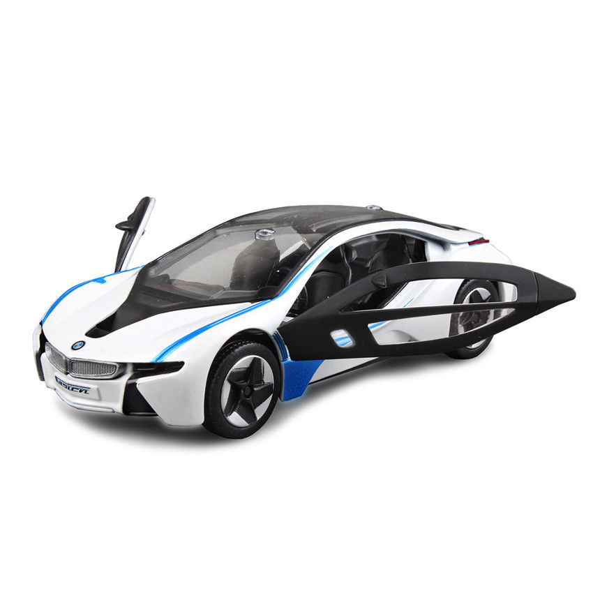 Amazing 1:32 BMW I8 Alloy Diecast Coupe Car Model Toys Car