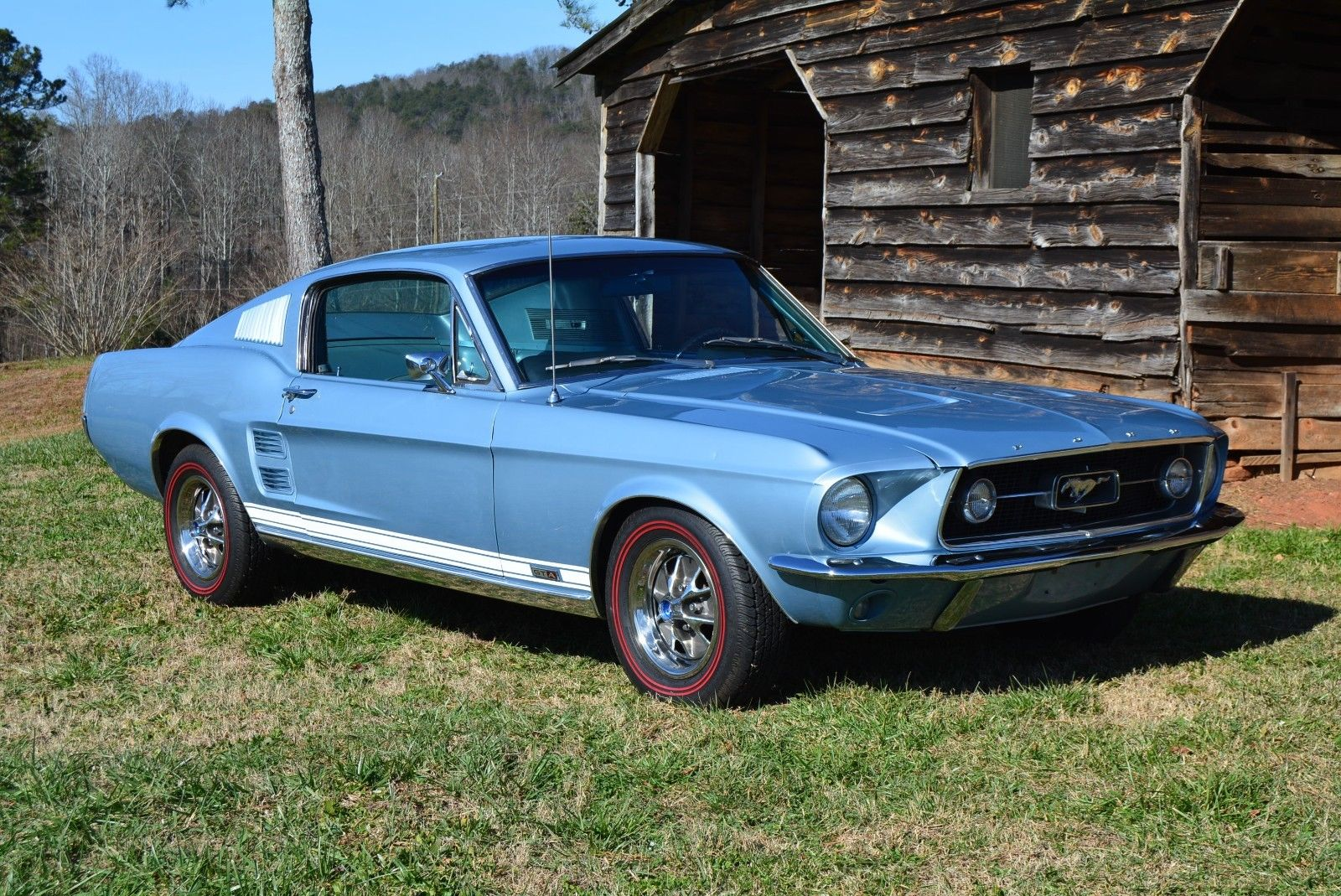 Amazing 1967 ford mustang fastback gta 1967 ford mustang gta fastback 289 2017 2018