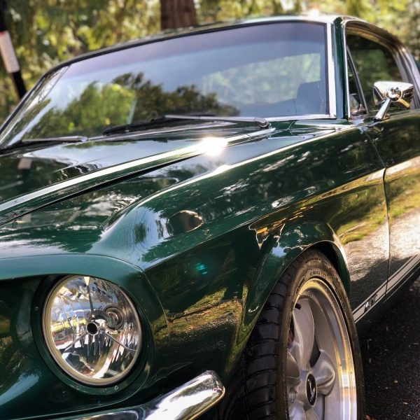 2018 Toyota Highlander Hybrid Transmission: Awesome 1967 Ford Mustang GT 1967 Ford Mustang Fastback