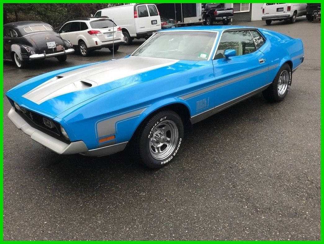 Awesome 1972 ford mustang mach 1 1972 ford mustang mach 1 2018 2019