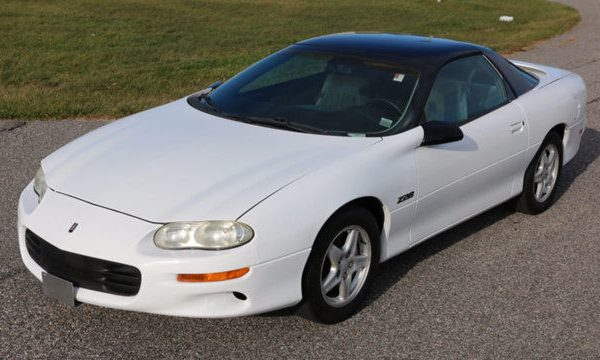 Great 1998 Chevrolet Camaro Z28 Rare 1998 Camaro Z28 For Sale Low Miles All Original Ls1 Beautiful Condition 2018 2019