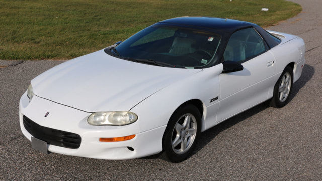 Great 1998 Chevrolet Camaro Z28 Rare For Low Miles All Original Ls1 Beautiful Condition 2018 2019