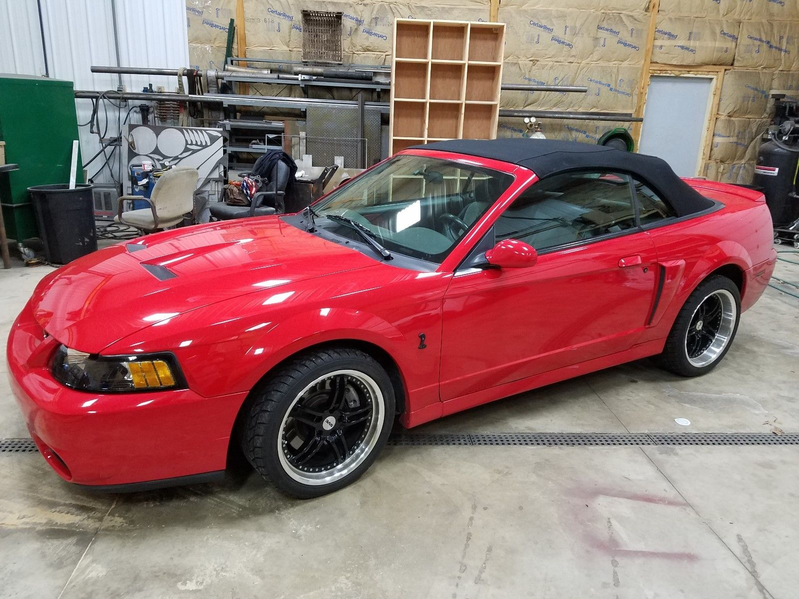Awesome 2003 Ford Mustang Svt Cobra Convertible 2017 2018