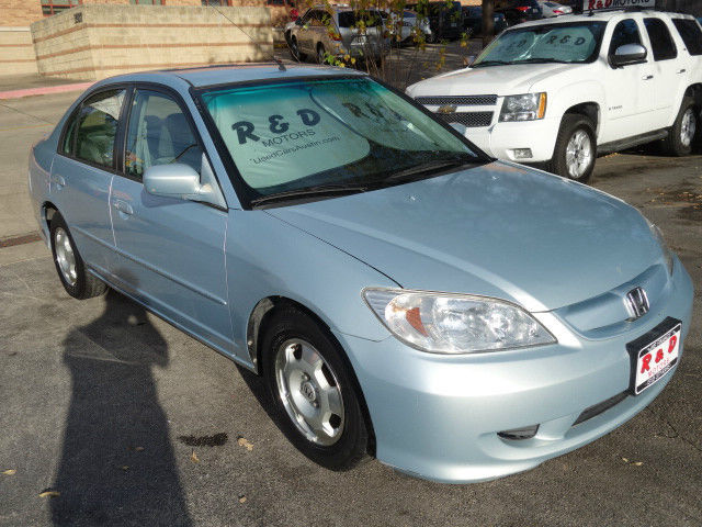 Amazing 2005 Honda Civic Hybrid New Battery With Warranty 5 Sd Manual 51 Mpg 2017 2018