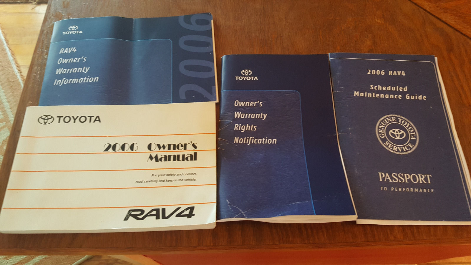 Amazing 2006 Toyota Rav4 Owner's Manual 2017 2018