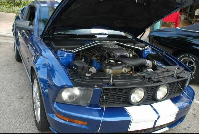 Awesome 2007 Ford Mustang Cobra Conversion Gt Pure American Muscle Bbk Long Headers Coi Intake 2017 2018