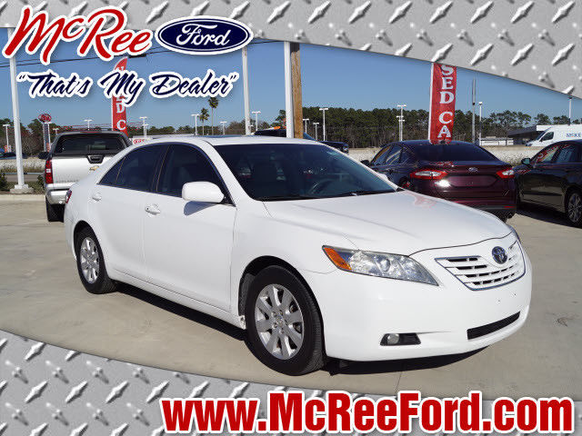 Awesome 2008 Toyota Camry XLE Toyota Camry XLE, White With 127,056 Miles,  For Sale! 2017 2018