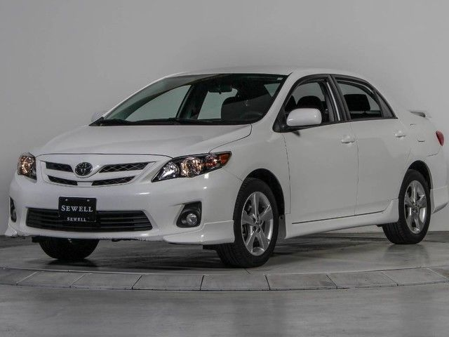 Awesome 2011 Toyota Corolla S 2011 Toyota Corolla S Super White Only