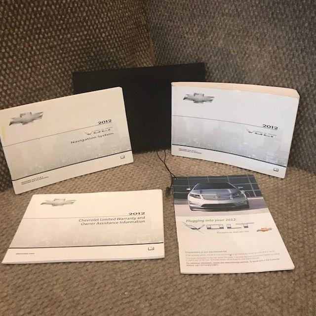 2012 chevy volt manual