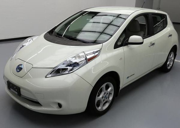 Amazing 2012 Nissan Leaf 2012 Nissan Leaf Sl Zero Emission Electric