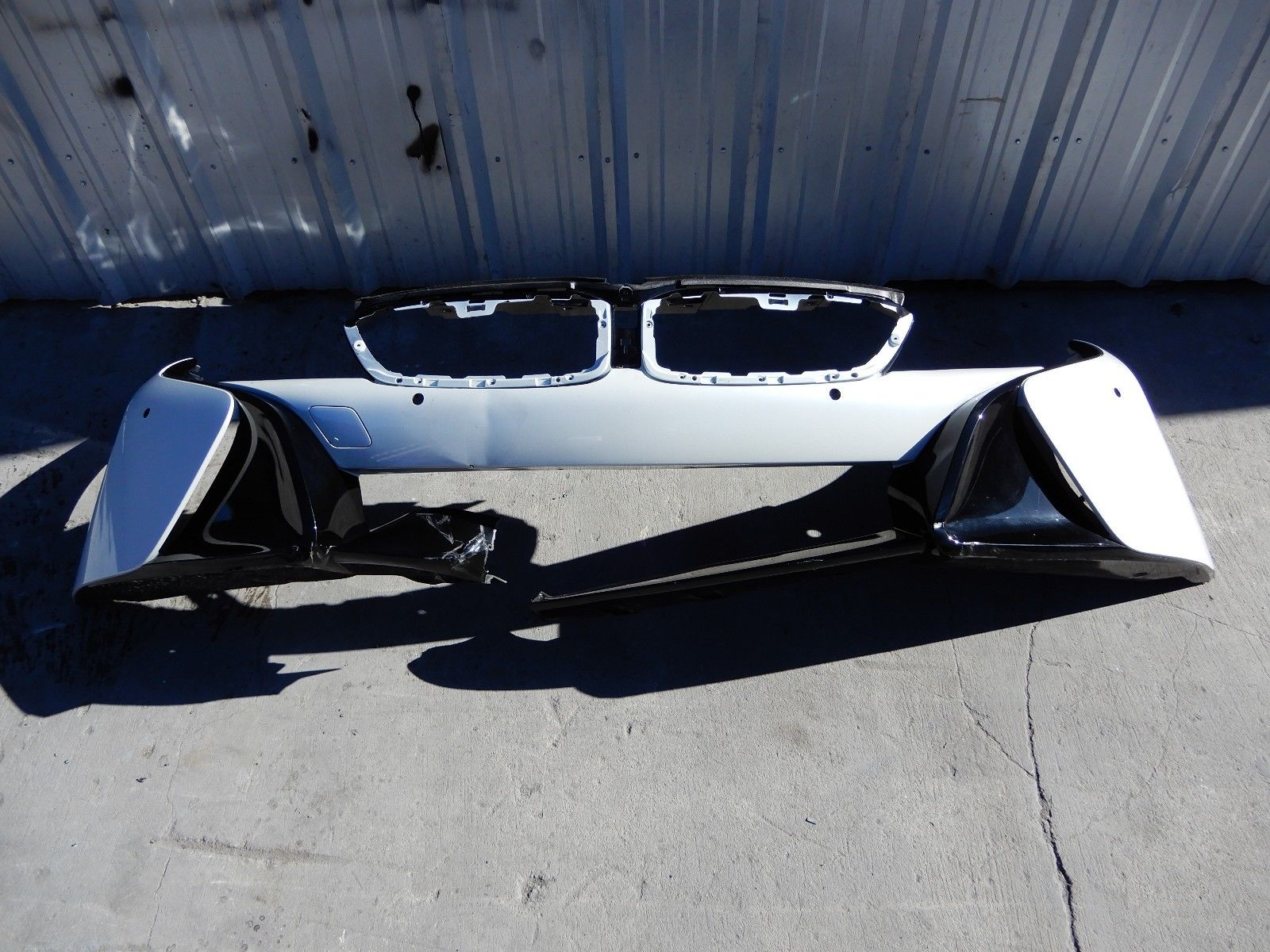 Amazing 2014 2016 Bmw I8 I 8 Genuine Factory Front Bumper Cover