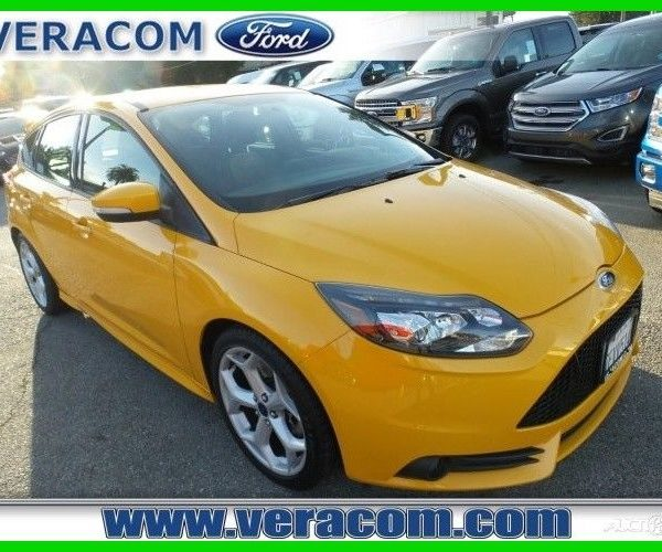 Amazing 2014 Ford Focus St 2014 St Used Turbo 2l I4 16v Manual Fwd