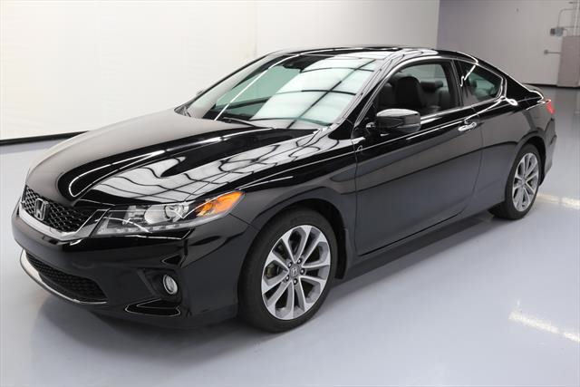 great 2014 honda accord ex l coupe 2 door 2014 honda accord ex l 6 speed sunroof nav leather 26k. Black Bedroom Furniture Sets. Home Design Ideas