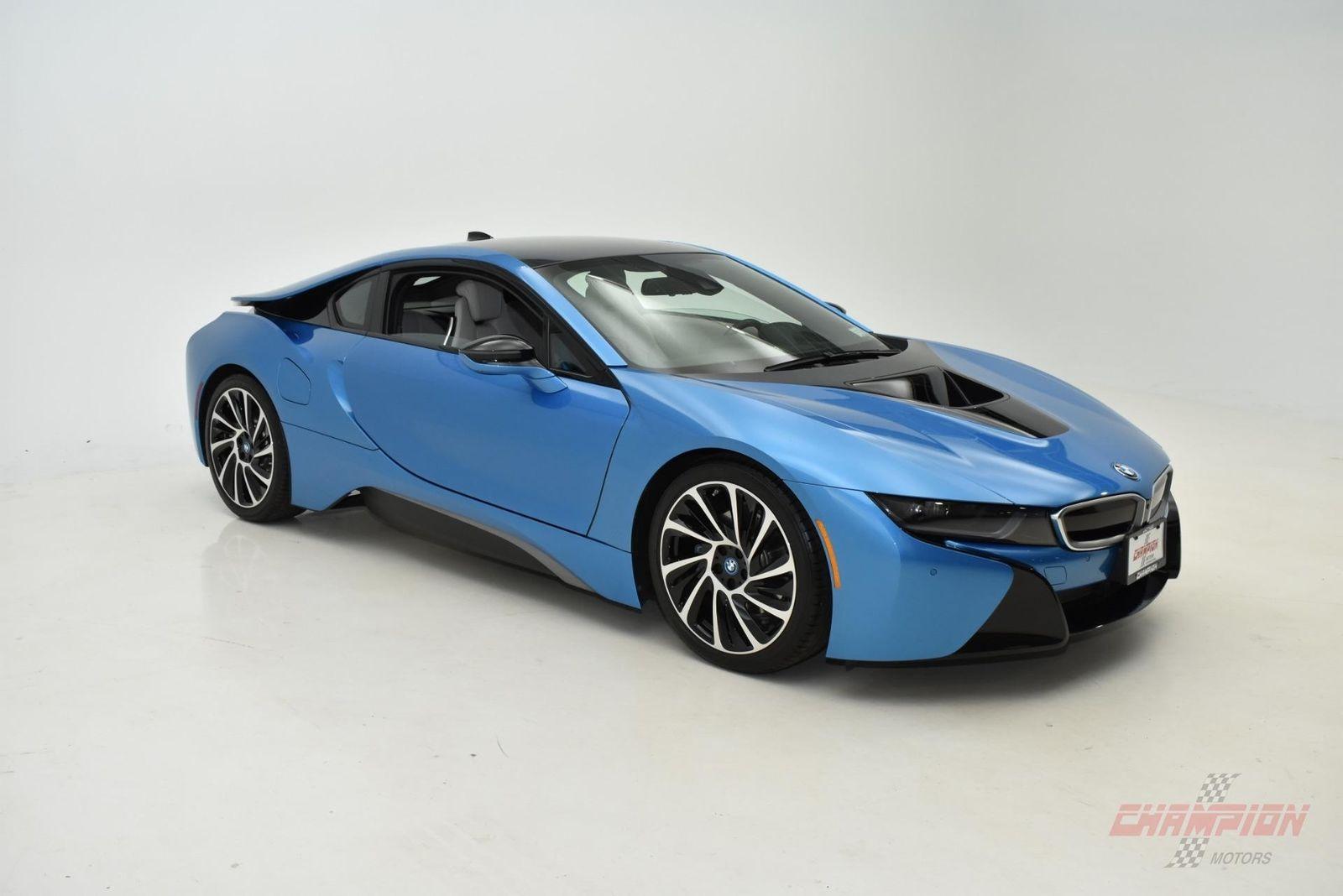 Amazing 2015 Bmw I8 2015 Bmw I8 3 386 Miles Protonic Blue Metallic