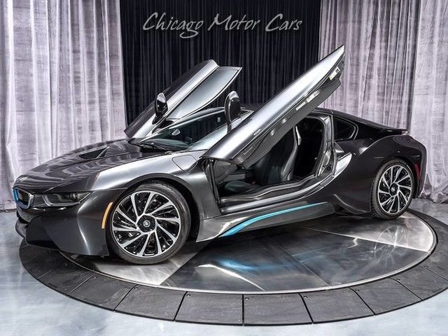 Awesome 2015 Bmw I8 2dr Coupe 2015 Bmw I8 2dr Coupe Sophisto Gray