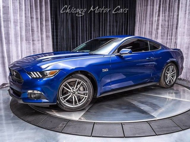 Amazing 2017 Ford Mustang Gt Deep Impact Blue Metallic 2018 2019