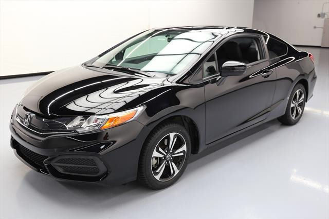 amazing 2015 honda civic ex coupe 2 door 2015 honda civic ex coupe auto sunroof rear cam 32k mi. Black Bedroom Furniture Sets. Home Design Ideas