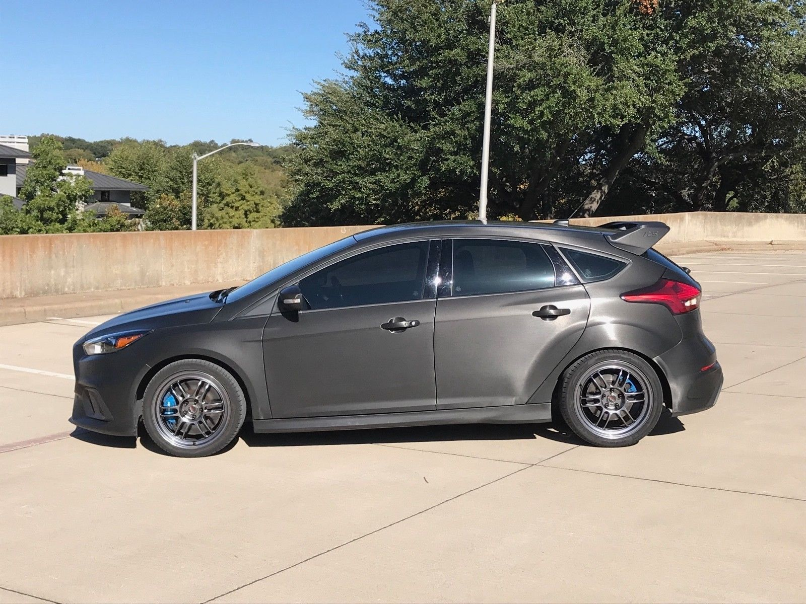 Awesome 2016 Ford Focus Rs Extended Factory Warranty Full Body Wrap 2018 2019