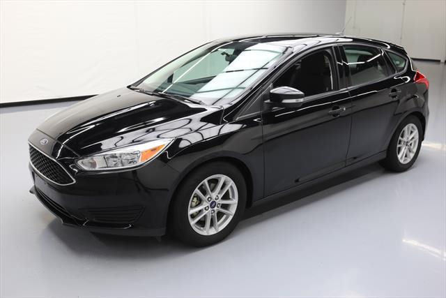 Awesome 2016 Ford Focus Se Hatchback 4 Door Automatic Alloy Wheels 37k 290609 Texas Direct 2017 2018