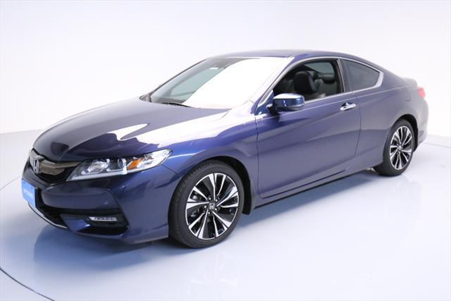 Products & Awesome 2016 Honda Accord EX-L Coupe 2-Door 2016 HONDA ACCORD EX-L ...