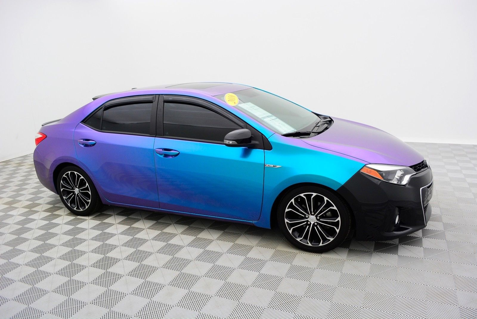 Amazing 2016 Toyota Corolla S Premium With Custom Exterior Finish 2017 2018