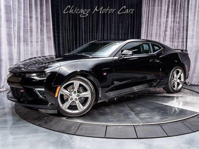 Awesome 2017 Chevrolet Camaro Ss Black 2018 2019