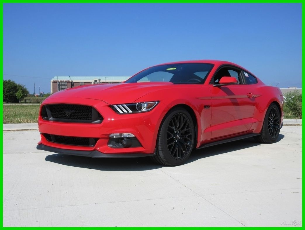 Awesome 2017 Ford Mustang Gt Premium With Upgrades Roush Mods 2018