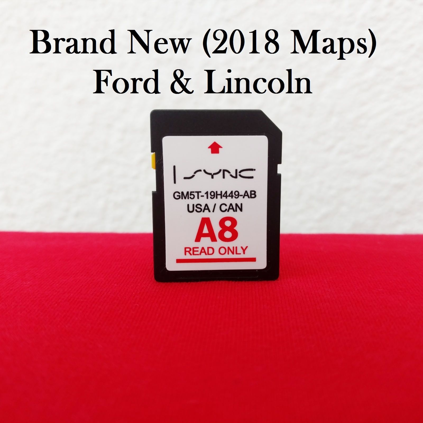 2018 2017 A8 Map Update Gps Navigation Sd Card Sync Ford Lincoln Updates A7 2018 2019 Is In Stock And For Sale Mycarboard Com