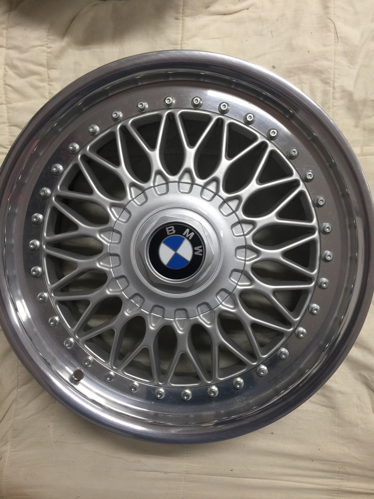 Great Bmw E36 Style 5 Bbs Rc040 17 X 7 ½ Et41 5 X 120 2017 2018