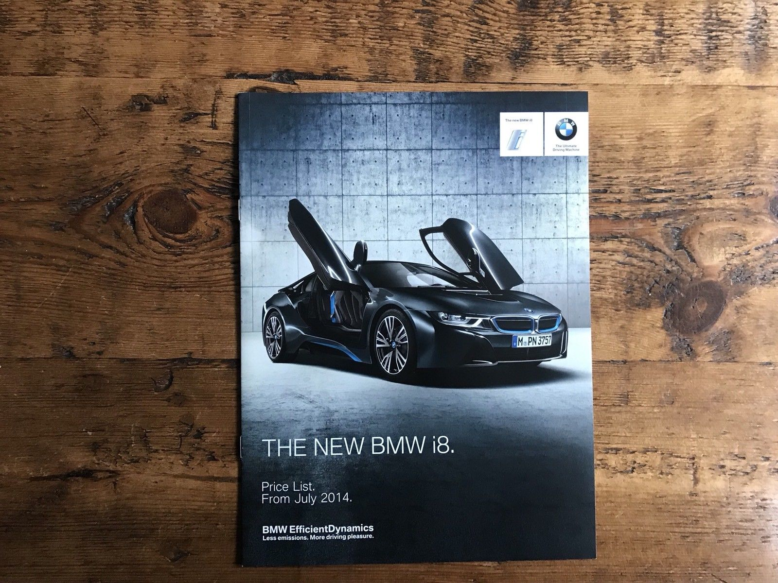 Awesome Bmw I8 Supercar Brochure And Pricelist Uk 2014 2018 2019