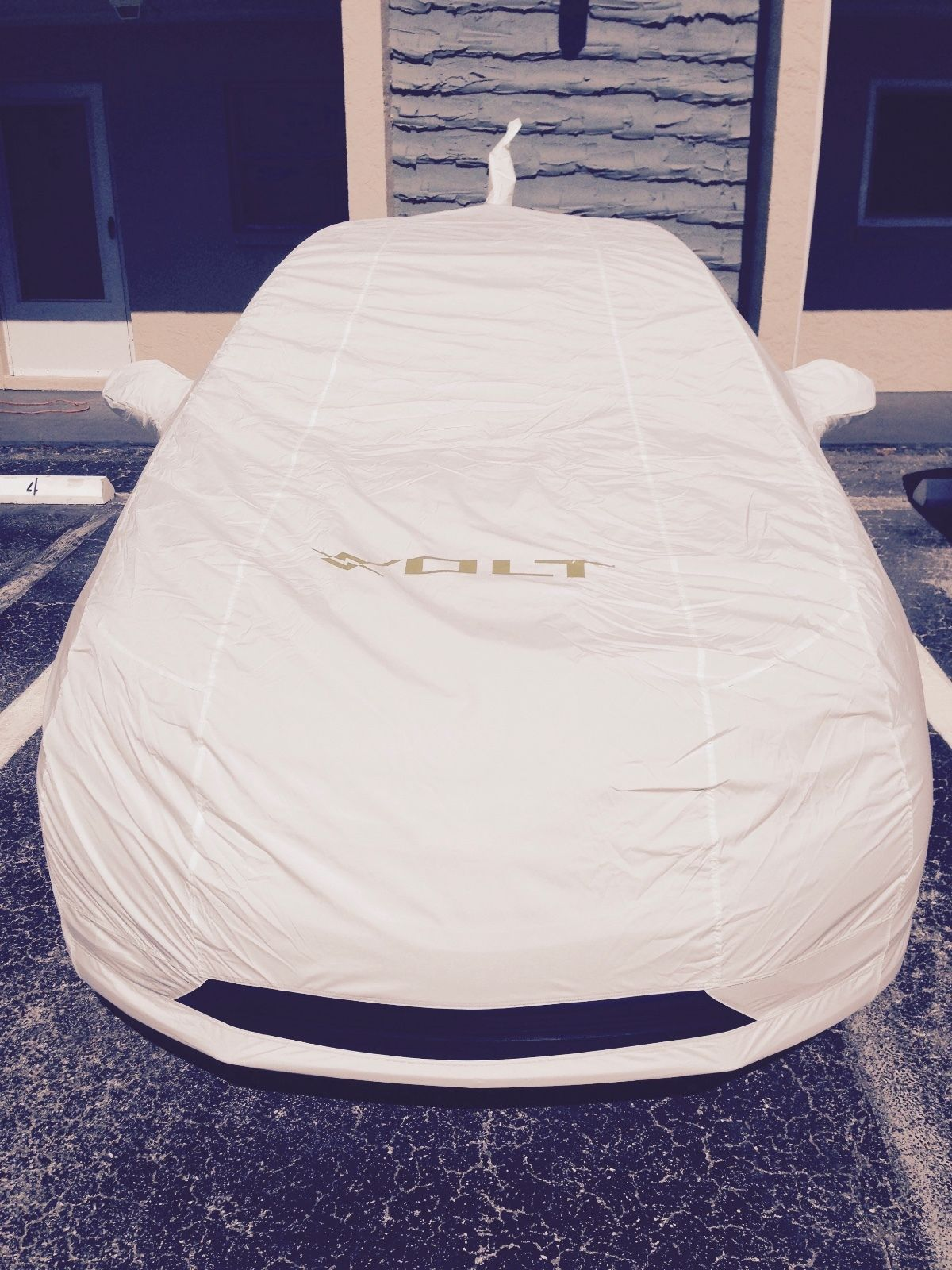 Amazing Chevy Volt Custom Fit Car Cover 2018 2019