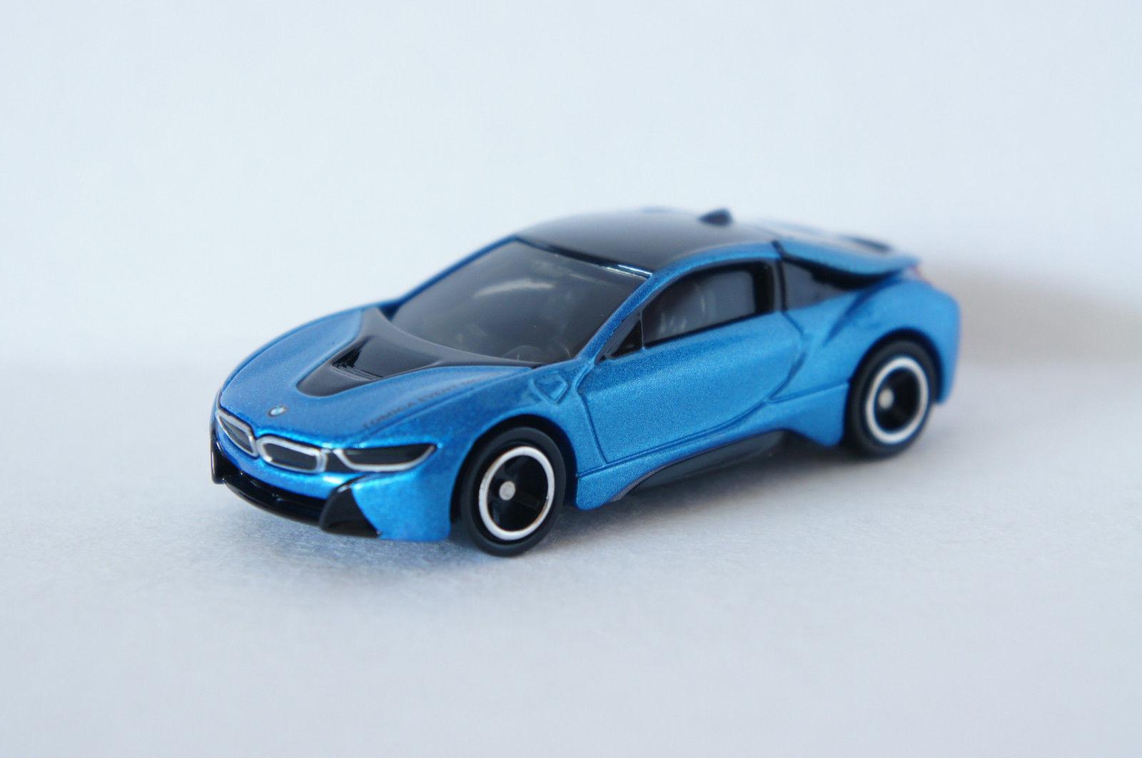 Awesome TOMICA EVENT MODEL No14 BMW I8 1 61 2017 2018