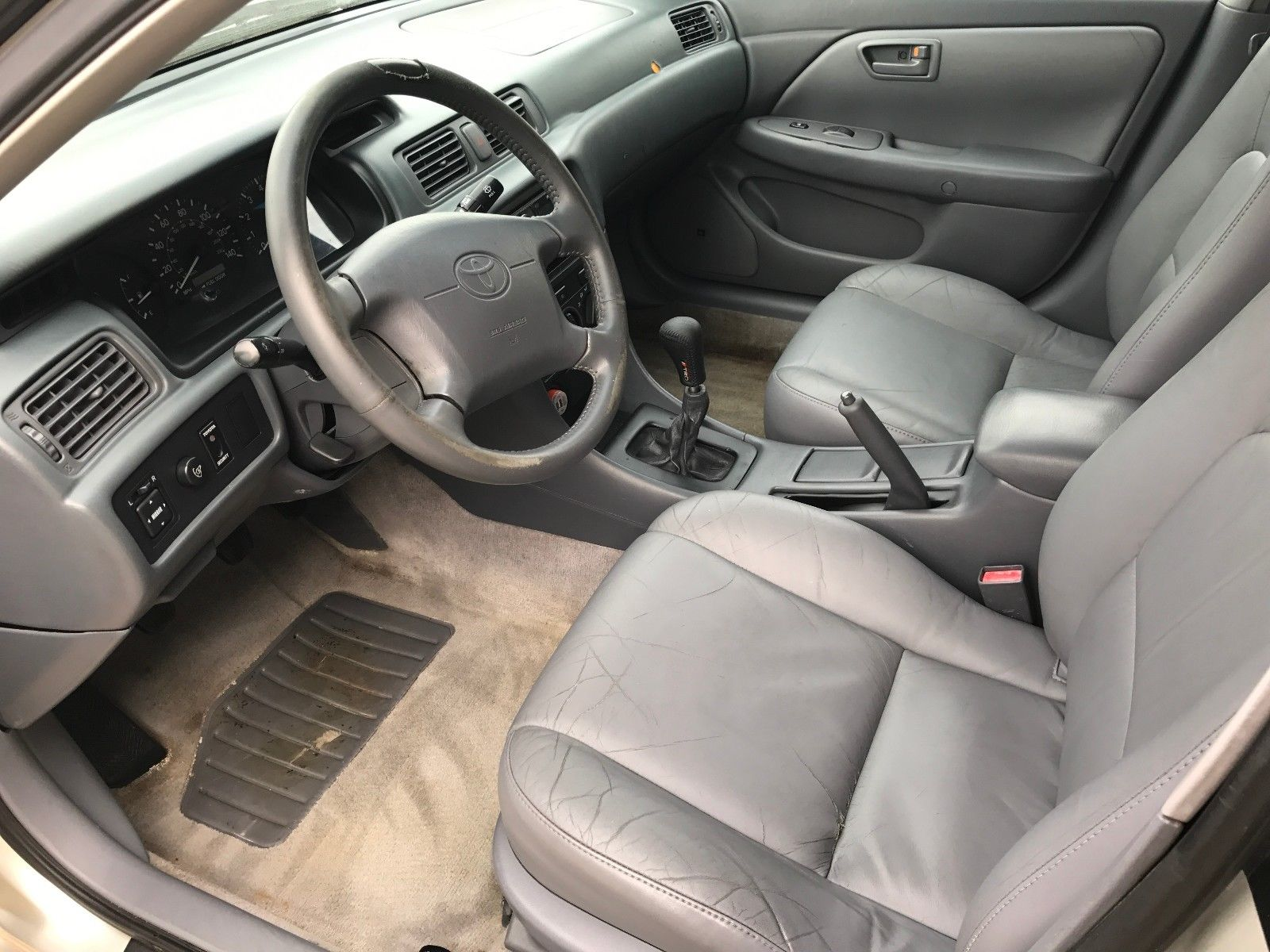 Great 2000 Toyota Camry LE V6 2000 Toyota Camry V6 TRD ...