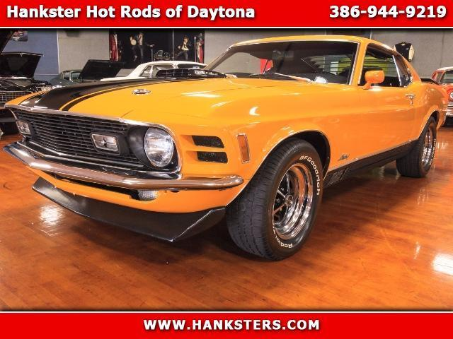 Amazing 1970 Ford Mustang Mach 1 1970 Ford Mustang 2017 2018