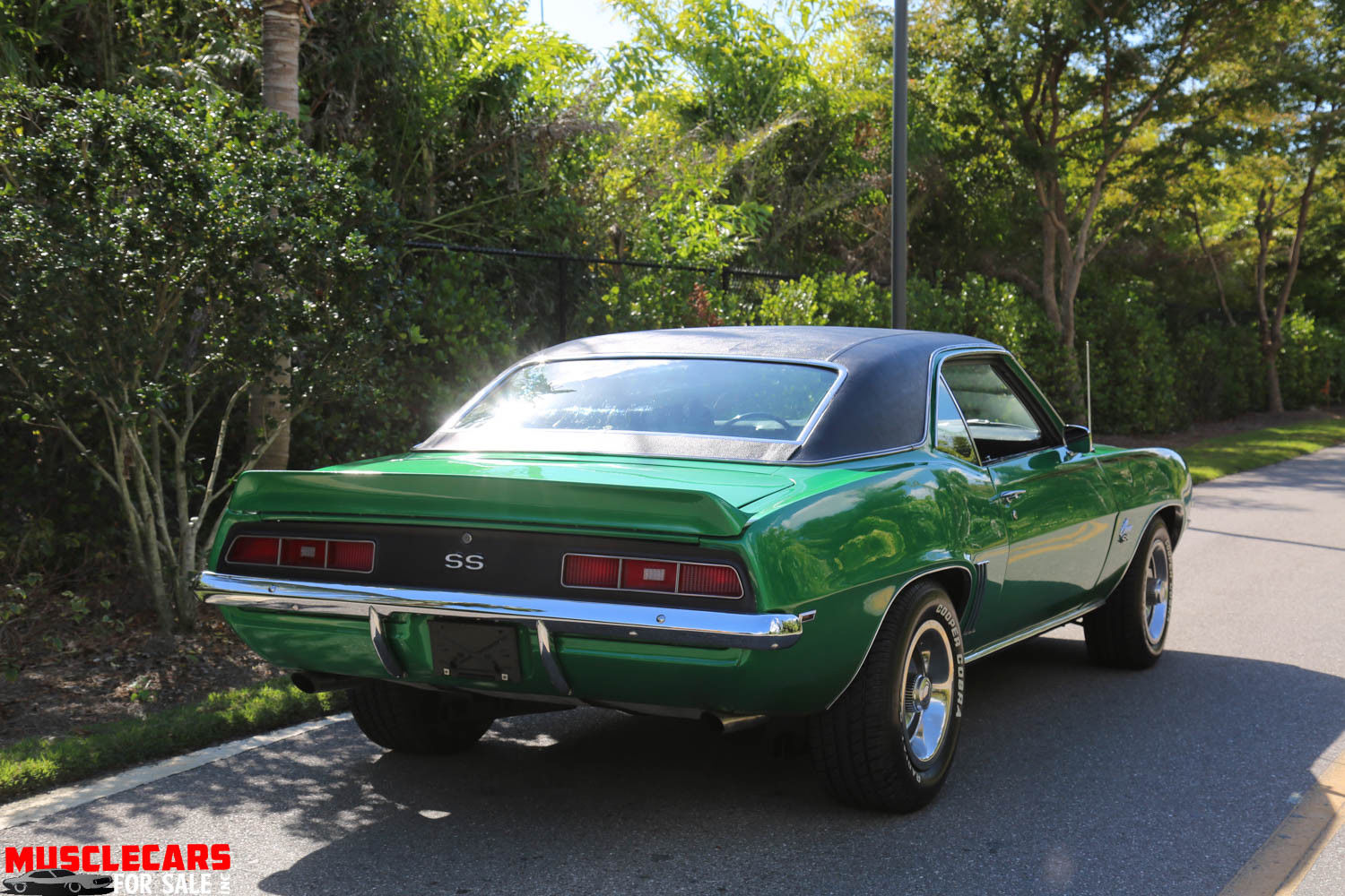 Awesome 1969 Chevrolet Camaro SS 1969 Camaro Rallye Green 2018-2019 | MyCarBoard