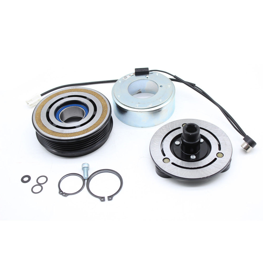 Car Air Compressor Front Plate Bearing AC Clutch Compressor for MAZDA 3 5