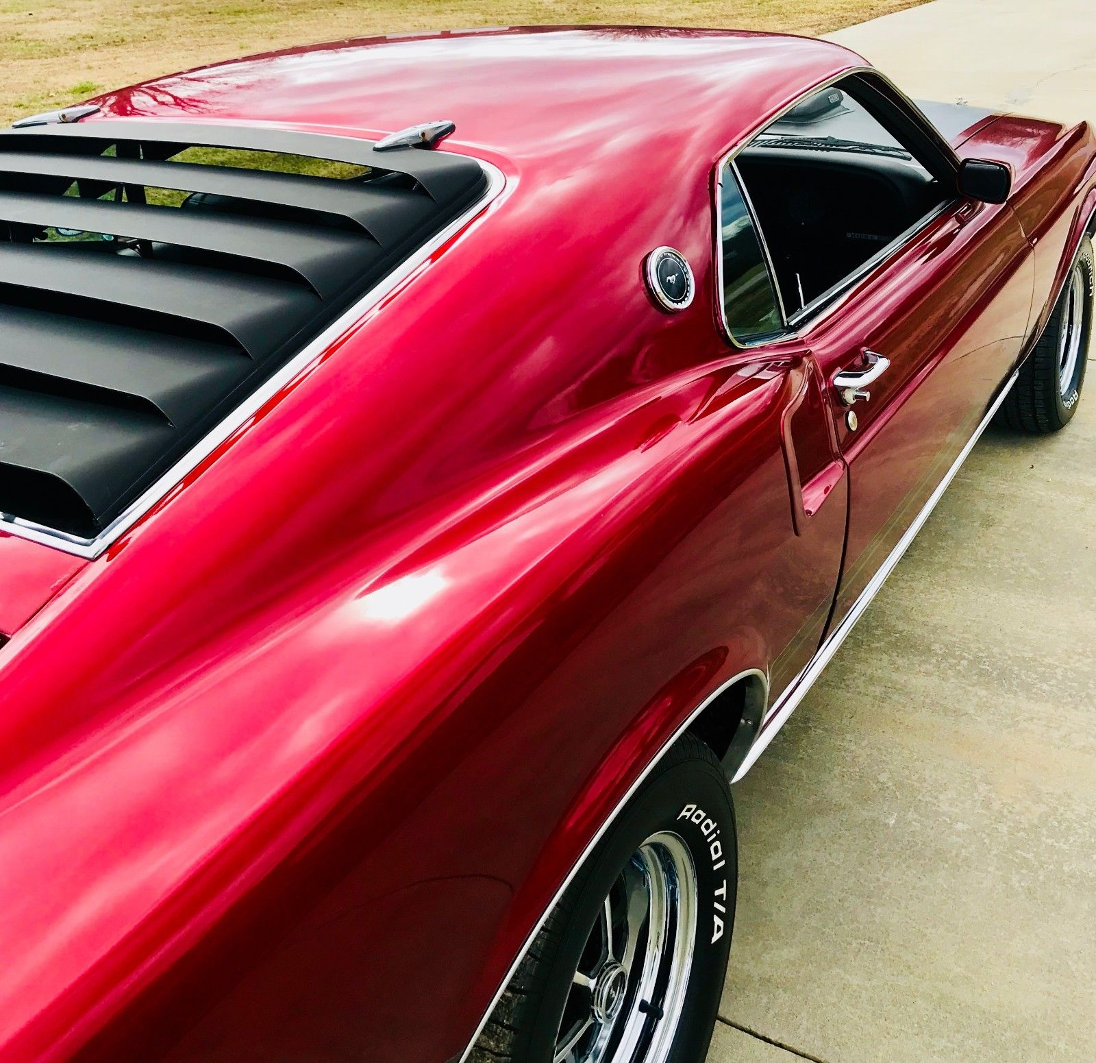Amazing 1969 Ford Mustang Mach 1 1969 Mustang Mach 1 428