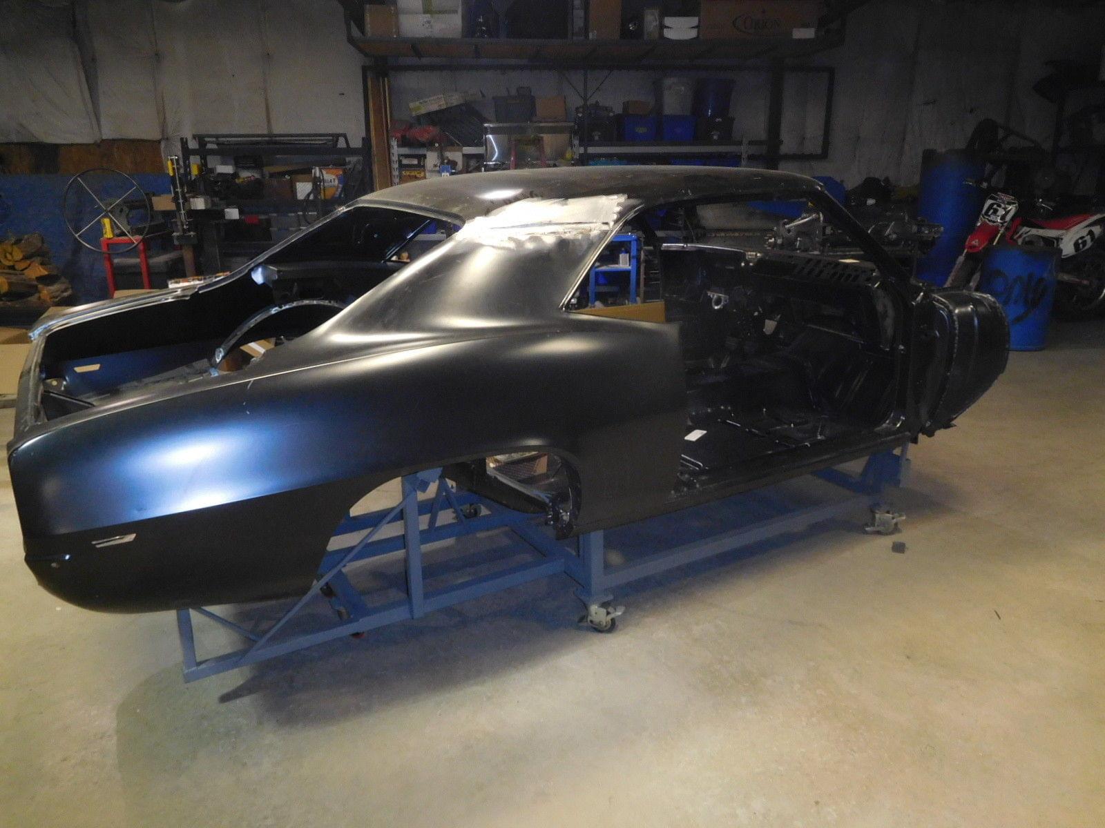 Awesome 1969 Chevrolet Camaro 1969 Pro Touring Camaro Project 2017 2018